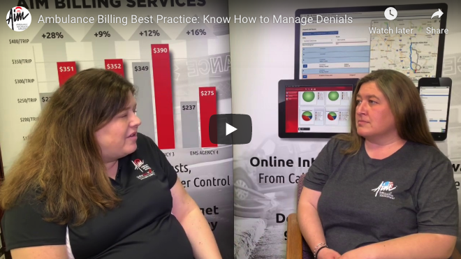 Ambulance Billing Best Practice: Know How to Manage Denials