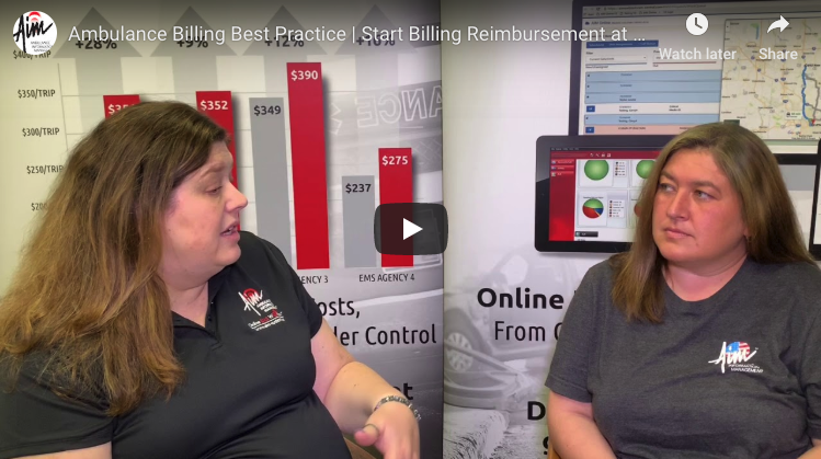 Ambulance Billing Best Practice: Billing Reimbursement Starts at Dispatch