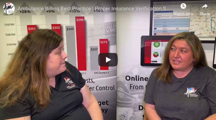 Ambulance Billing Best Practice: Insurance Verification Tips that Result in Payment