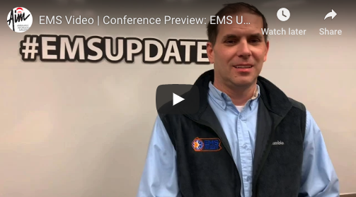 Join Us at EMS Update 2019