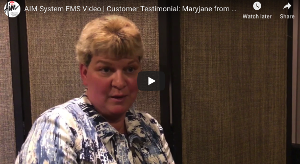 Customer Testimonial: Maryjane from Community Ambulance Service