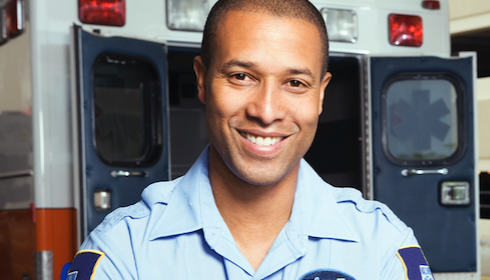 National EMS Week: May 19-25, 2019